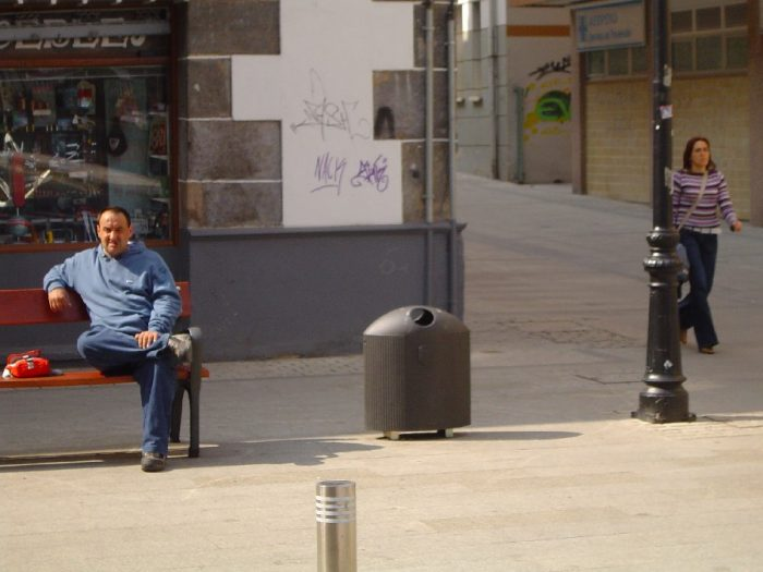Plaza en Llodio