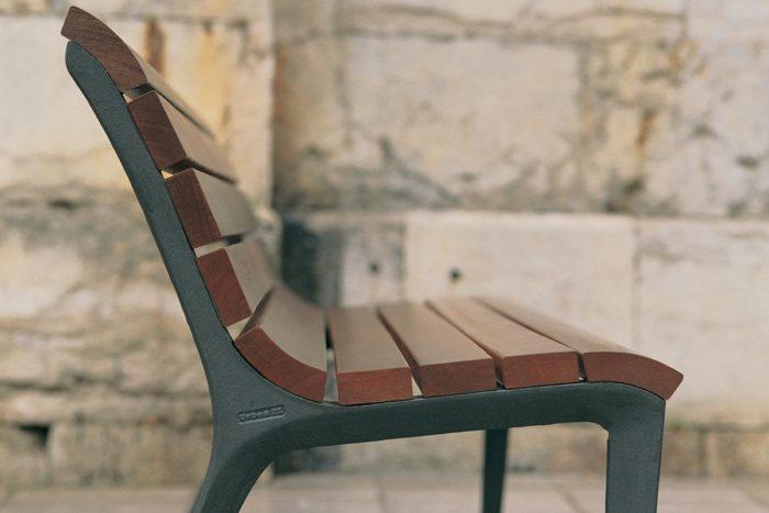 Banco y silla Amanta