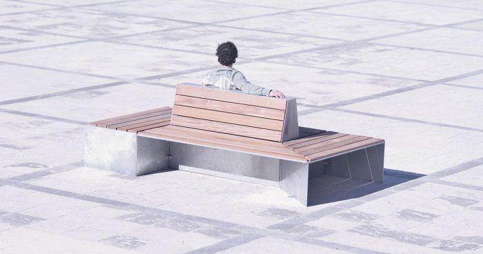 Angolo bench