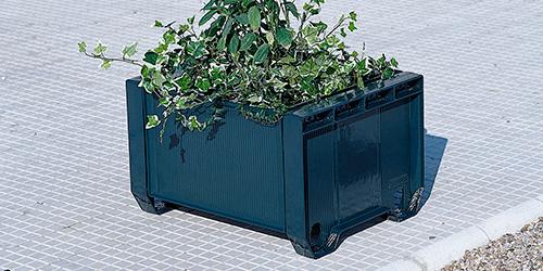 Simple Plant Holder