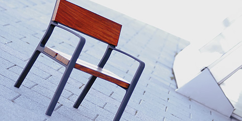 Urban Chair and Benches