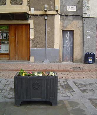 Plaza Zaharra (Deba) I