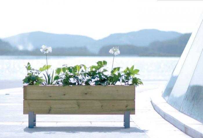 Jardinera Lineal