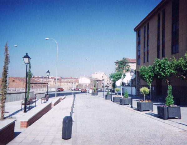Paseo en Salamanca I