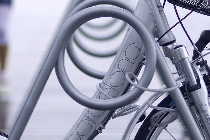 SPIRA Bicycle Stand
