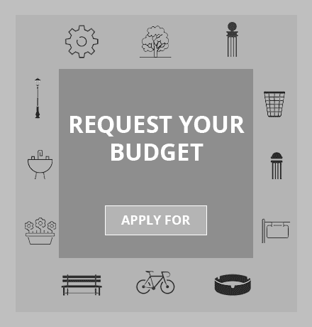 Request your budget