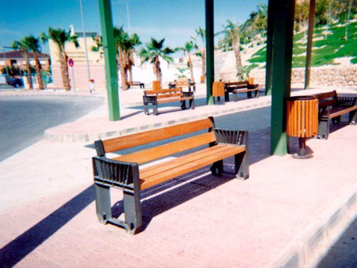 Estación de Autobuses- Mazarrón