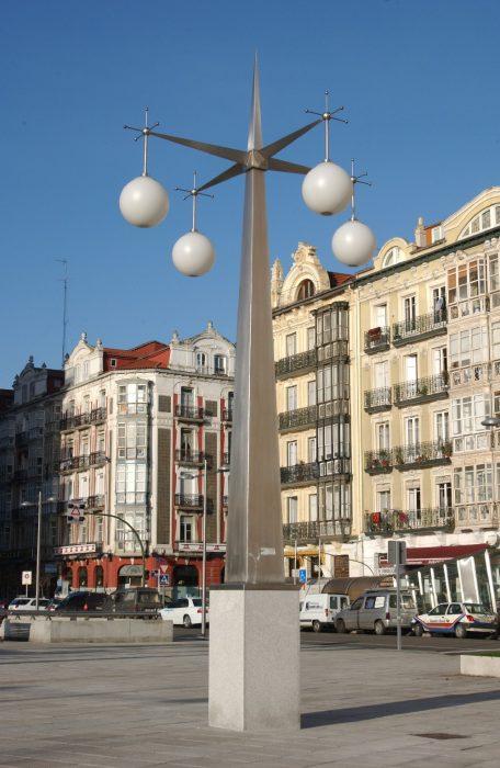 Plaza de Cachavas (Santander)