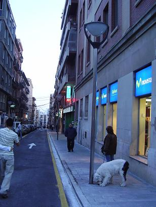 Calle Fortuny I