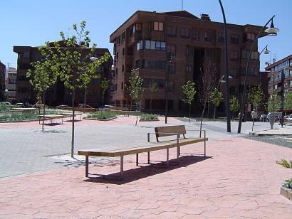 Parque en Burgos I