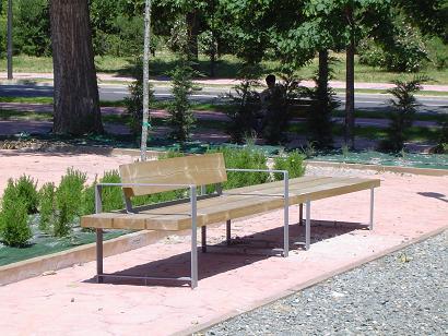 Parque en Burgos II