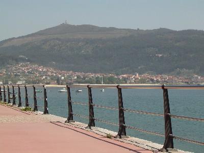 Paseo Marítimo en Cangas