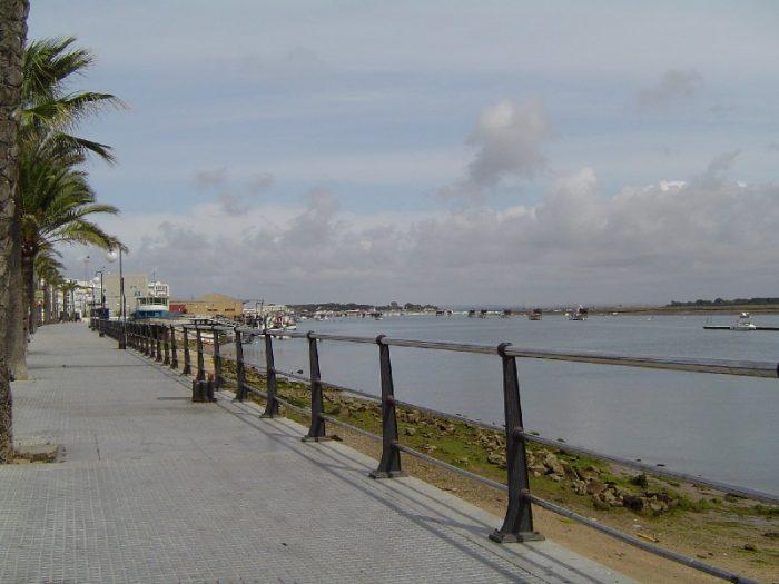 Pasep Marítimo en Punta Umbría