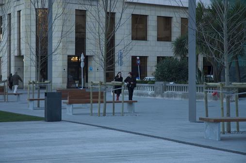 Plaza Alfonso XIII (Santander) II