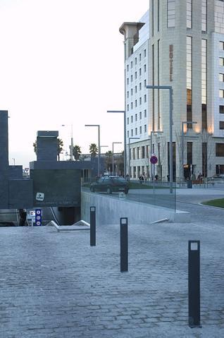 Plaza Alfonso XIII (Santander) I